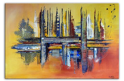 Abstrakte Kunst verkauft 392