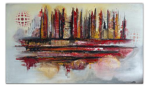 Abstrakte Kunst verkauft 385