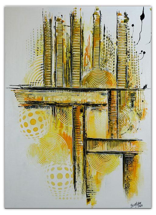 Abstrakte Kunst verkauft 410