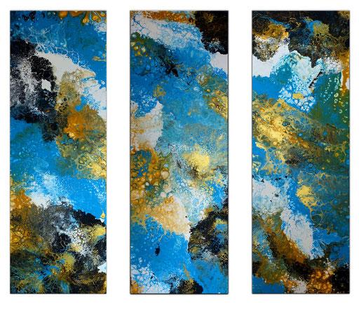 Abstrakte Kunstbilder verkauft 435