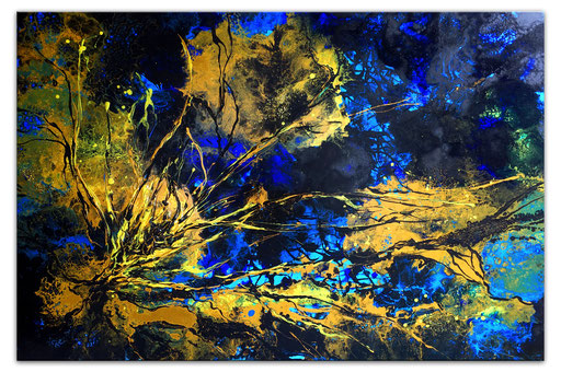 Abstrakte Kunstbilder verkauft 424