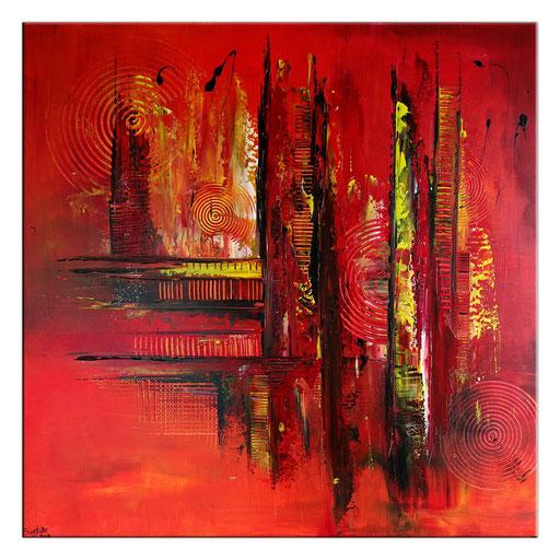 Abstrakte Kunst verkauft 372