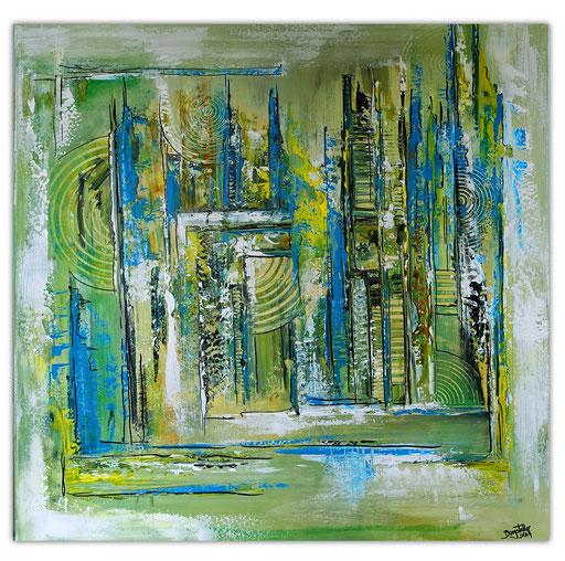 Abstrakte Kunst verkauft 387