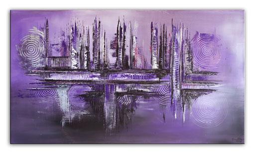 336 Urknall Malerei Wandbild Gemälde