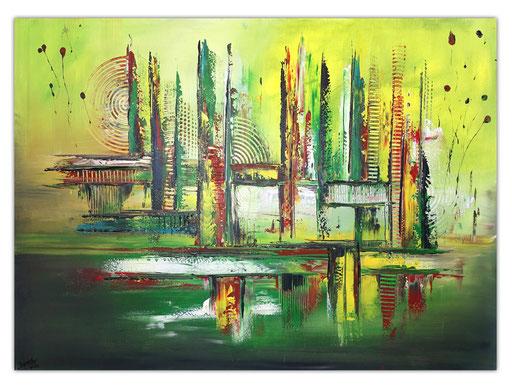 Abstrakte Kunstbilder verkauft 420