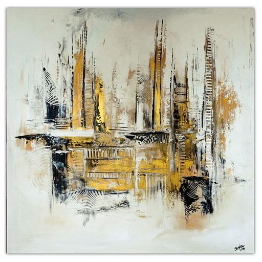 Abstrakte Kunst verkauft 376