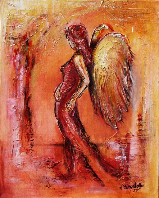 F 13 - Figuerliche Malerei - Figurative Wandbilder - Engel