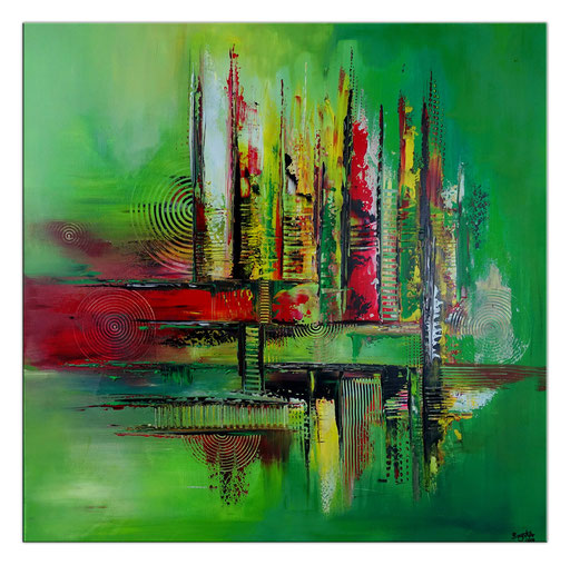 Abstrakte Kunst verkauft 402