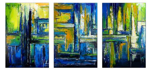 Abstrakte Kunst verkauft 409