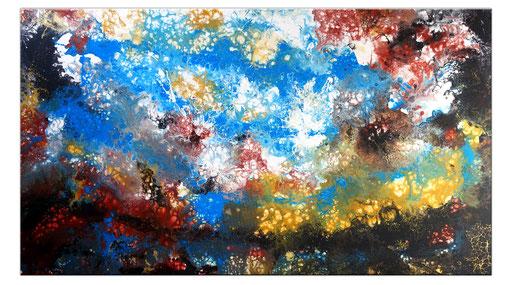 Abstrakte Kunstbilder verkauft 422