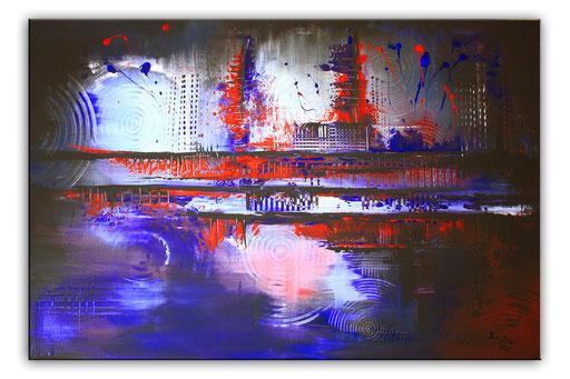 Abstrakte Kunst verkauft 384