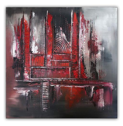 248 Verkaufte abstrakte Malerei