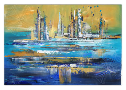 Abstrakte Kunstbilder verkauft 429