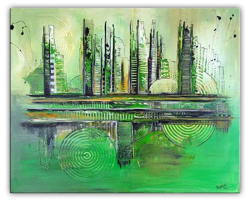 Abstrakte Kunst verkauft 377