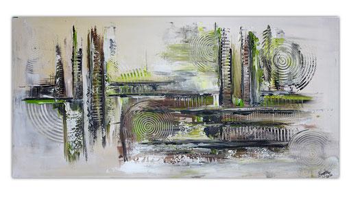 Abstrakte Kunstbilder verkauft 430