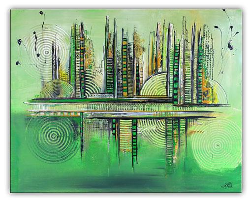 Abstrakte Kunst verkauft 400