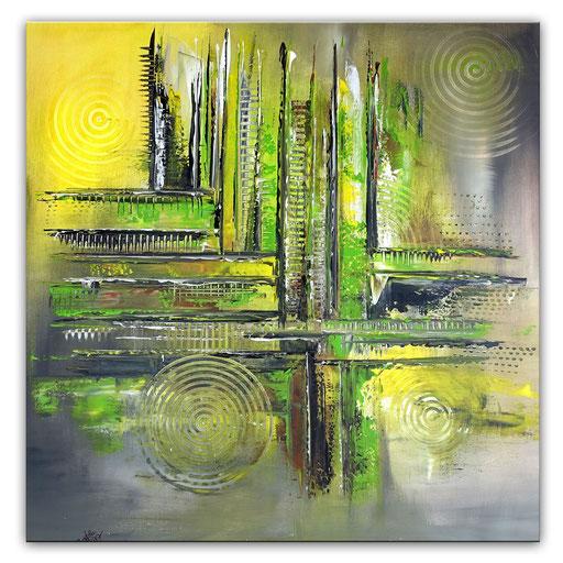 Abstrakte Kunst verkauft 401