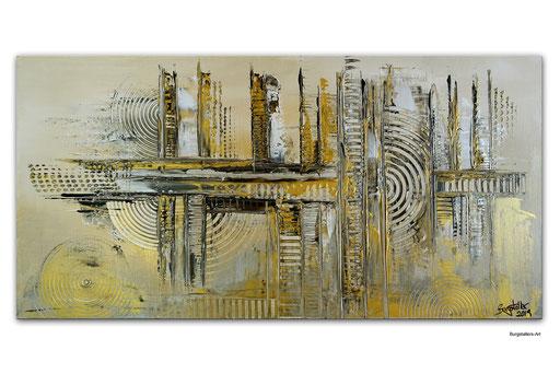 Abstrakte Kunst verkauft 390