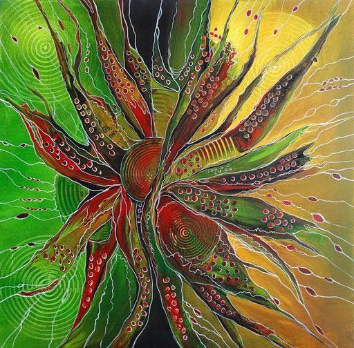 Abstrakte Kunst verkauft 412