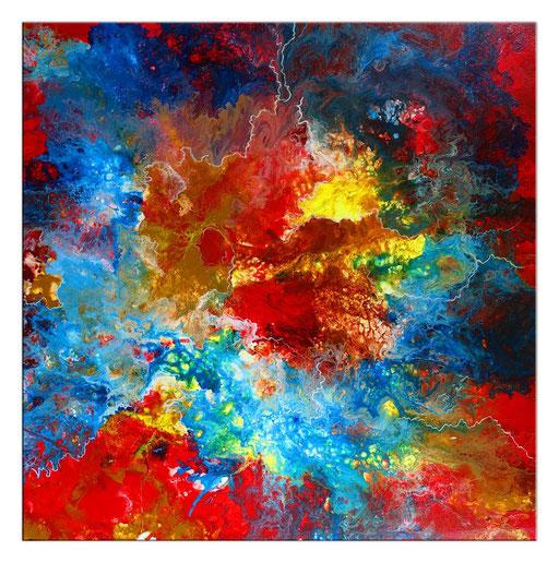 Abstrakte Kunstbilder verkauft 428