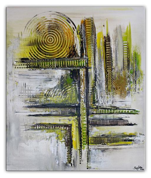 Abstrakte Kunstbilder verkauft 416
