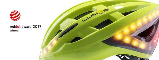 Nahaufnahme des grünen Lumos