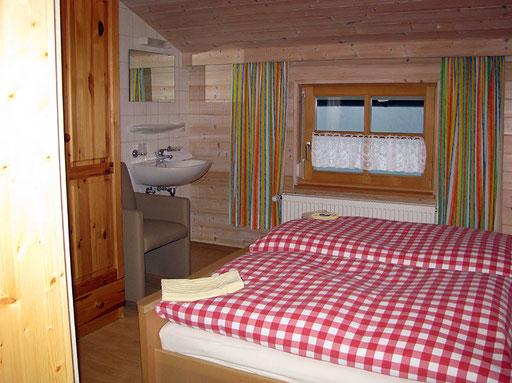 flat Haus Spannbauer ****: bedromm 2 Dreisessel
