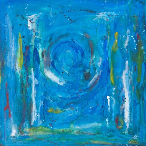 """Sternzeichenbild Skorpion - Serie """"abstract"""""""