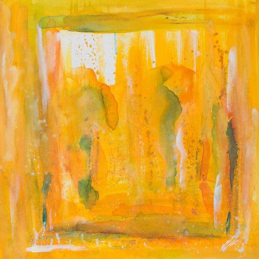 """Sternzeichenbild Zwillinge - Serie """"abstract"""""""
