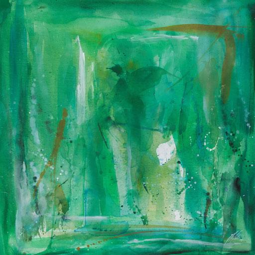 "Sternzeichenbild Jungfrau - Serie ""abstract"""