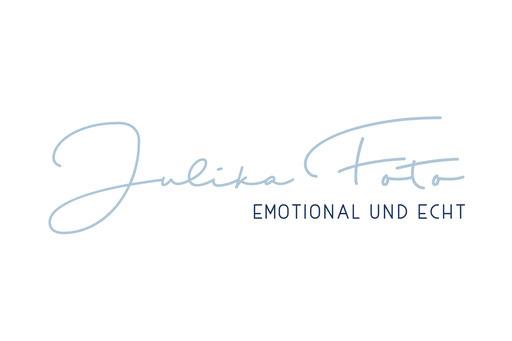 Logo und Corporate Design Julika-Foto Rostock