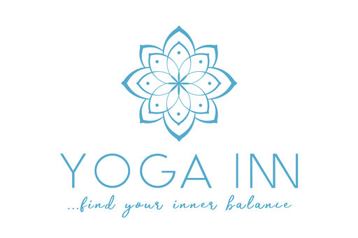 Logo und Corporate Design YOGAINN Rostock