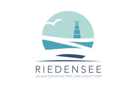 Logo und Corporate Design Riedensee Rostock