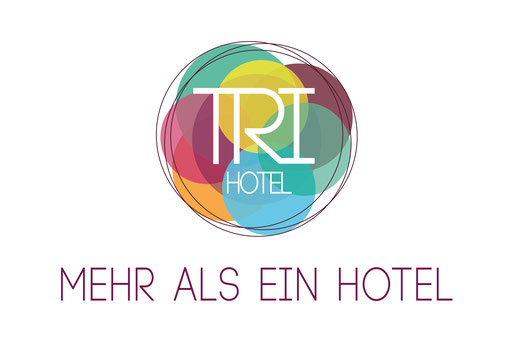 Logogestaltung Trihotel Rostock