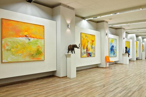 Ausstellung: Reinhard Zimmermann