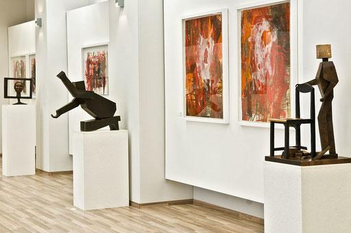 Ausstellung: Veronika Strelau-Rückel und Klaus Rückel