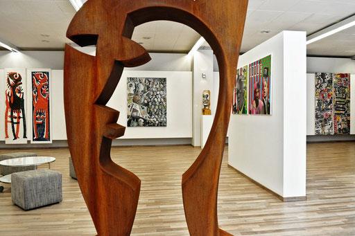 Ausstellung: Johannes und Guido Häfner