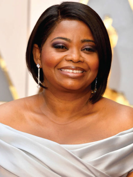 Octavia Spencer in Forevermark