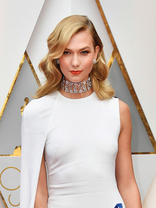 Karlie Kloss in Nirav Modi