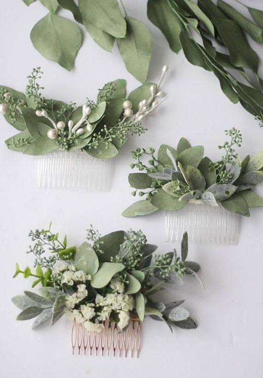 Eukalyptus Hochzeit Blume zum Anzug