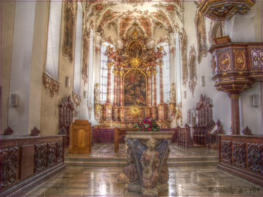 Augustinuskirche,  Schwäbisch Gmünd