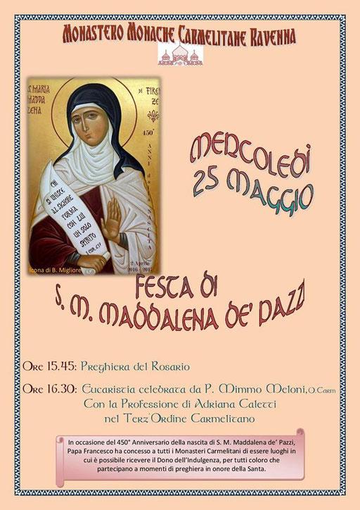 Monastero delle Carmelitane di Ravenna