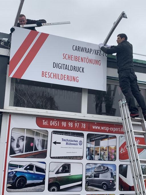 Wrap Expert Werbefolierung Lübeck