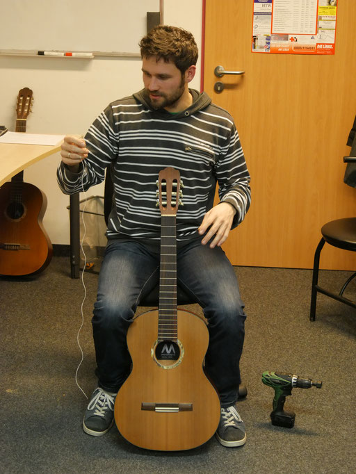www.musikwerkstatt-silberstrasse.de - Workshop Gitarre Roy Fankhänel