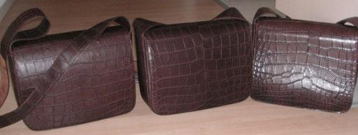 sacs croco design Shizuko