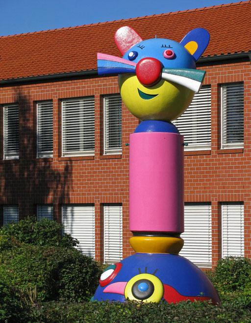 Skulptur von Ottmar Alt