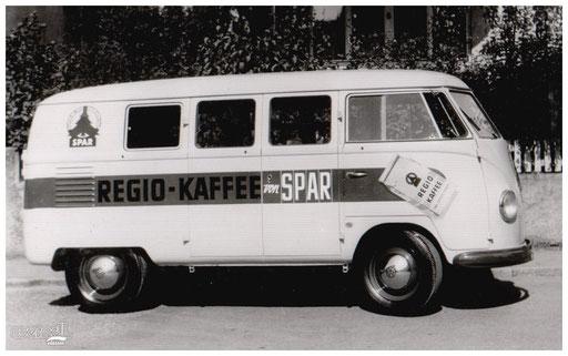 Fahrzeugbeschriftung für SPAR.