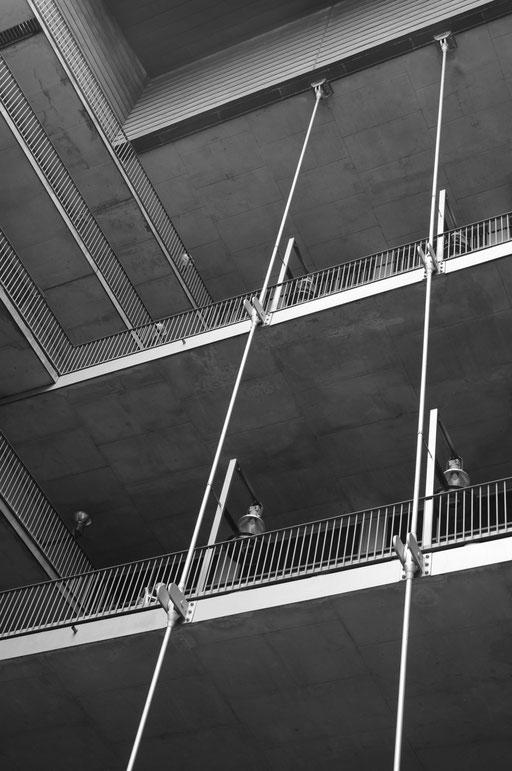Architekturfotografie//Biomedical Research Park//Architekten: Manel Brullet und Albert de Pineda//Barcelona