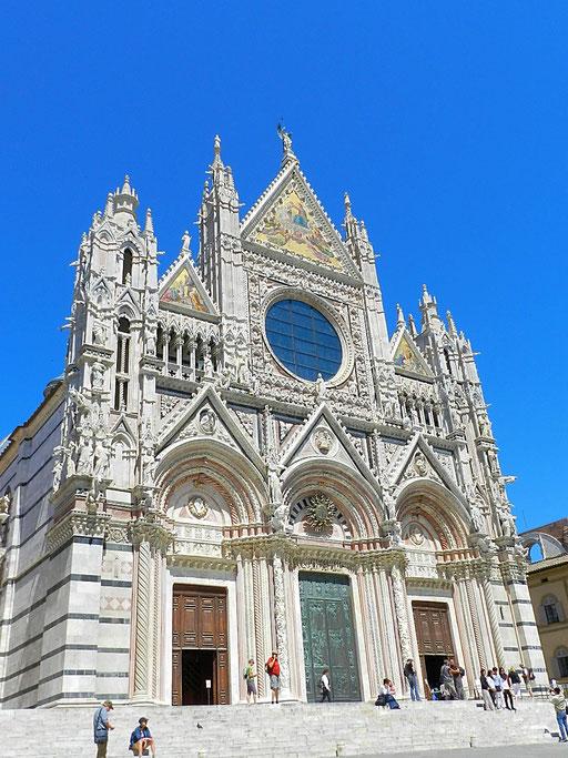 シエナの大聖堂