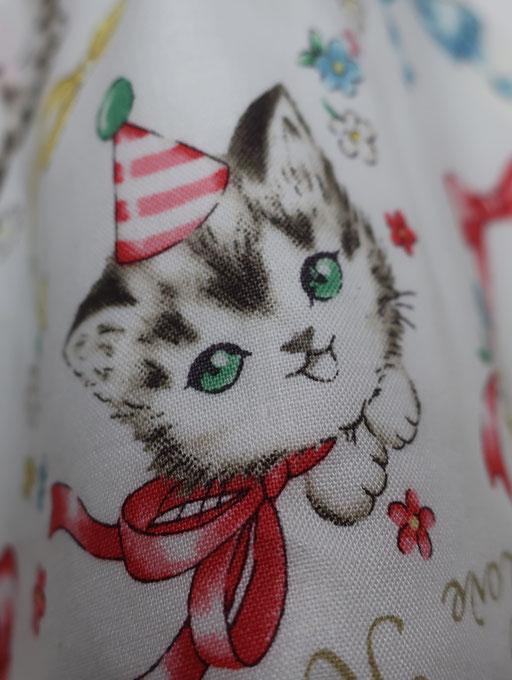 猫のクレンゼマスク4番